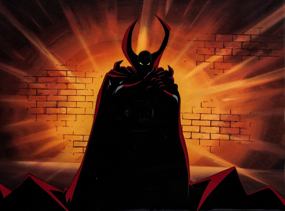 Spawn Production Cel (HBO animated series) by McFarlane. Sold for: $262. Click for values