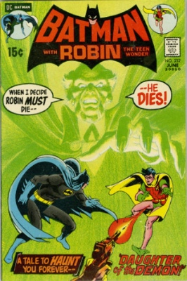 Classic Neal Adams Batman #232, first Ra's al Ghul. Click for value