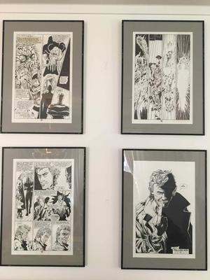 Hellblazer #45 Original Art