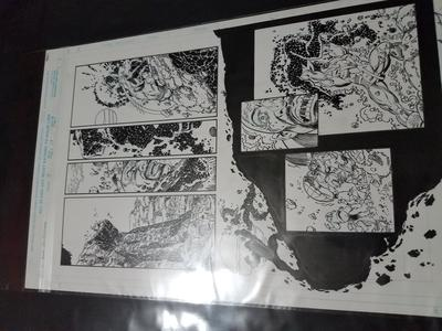 Original comic Art for Sale
