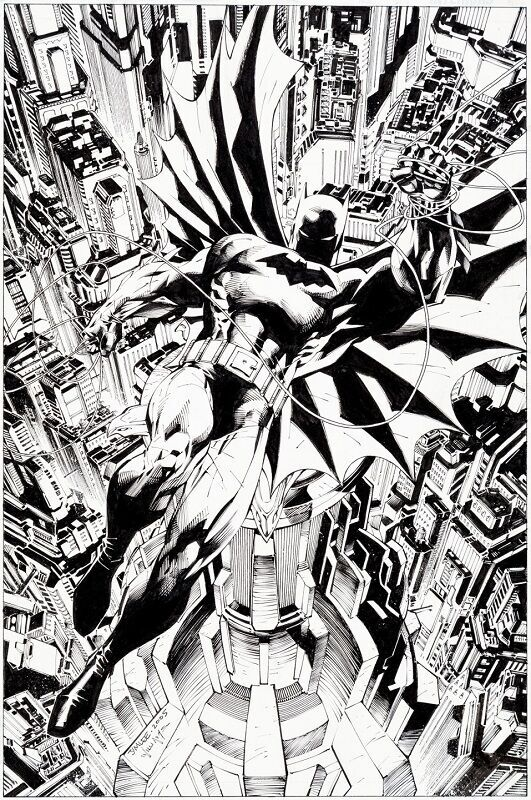 Cover art All Star Batman & Robin #1  Sold for: $33,460
