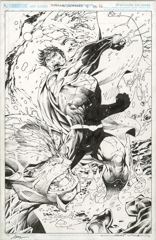 Superman Unchained #8 Page 16
